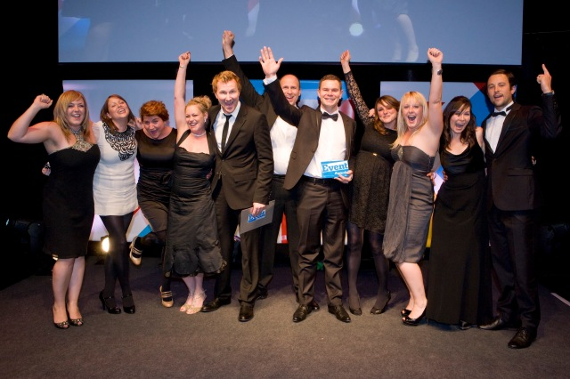 CCC Events win Team Building Company of the Year