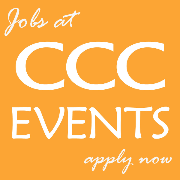 Jobs At Ccc Events The Team Building Blog