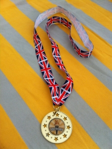 Enigma Challenge Gold Medals