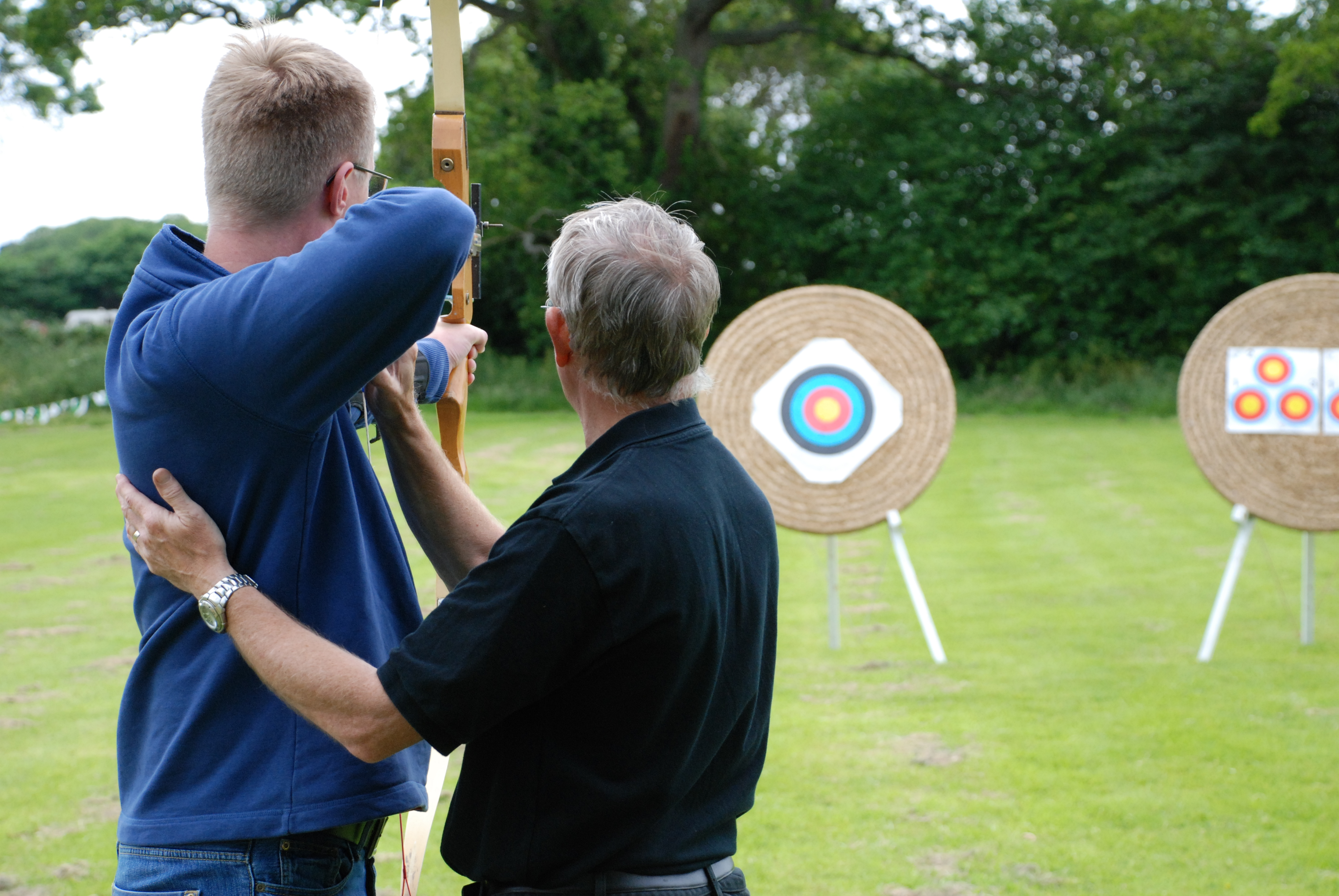 Our Archery Specialist Coaches