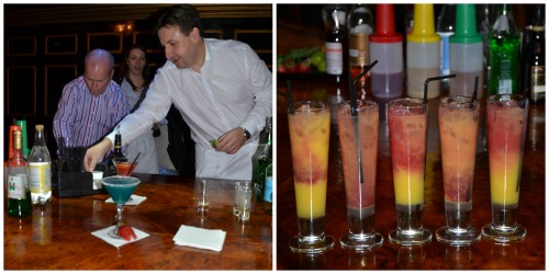 Food and Drink Team Building - Club Cocktail