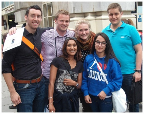 Team Building in London's West End - iSpy