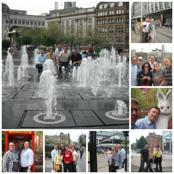 Team Building in Manchester - Team Adventure